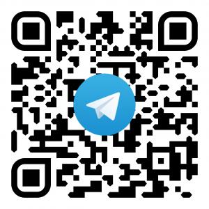 Telegram Kanal QR Code